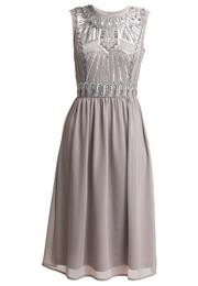 Frock And Frill Festkjole Grey