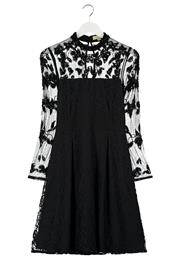 Frock And Frill Festkjole Black