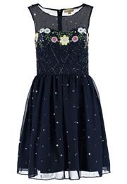 Frock And Frill Festkjole Dark Blue