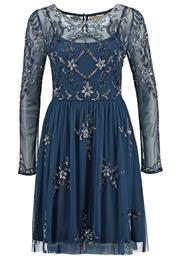 Frock And Frill Festkjole Indigo Night