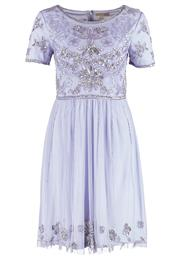 Frock And Frill Festkjole Light Blue