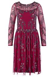 Frock And Frill Rosemarie Festkjole Cranberry