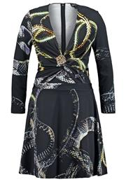Just Cavalli Festkjole Black