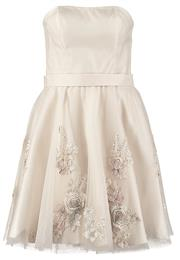 Laona Festkjole Light Beige