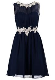 Little Mistress Festkjole Navy