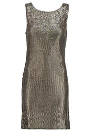 Miss Selfridge Dita Festkjole Metallic