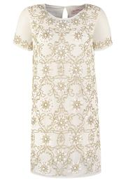 Miss Selfridge Jessica Festkjole White