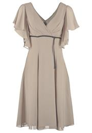 Swing Festkjole Lightkhaki