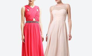 fine kjoler piger